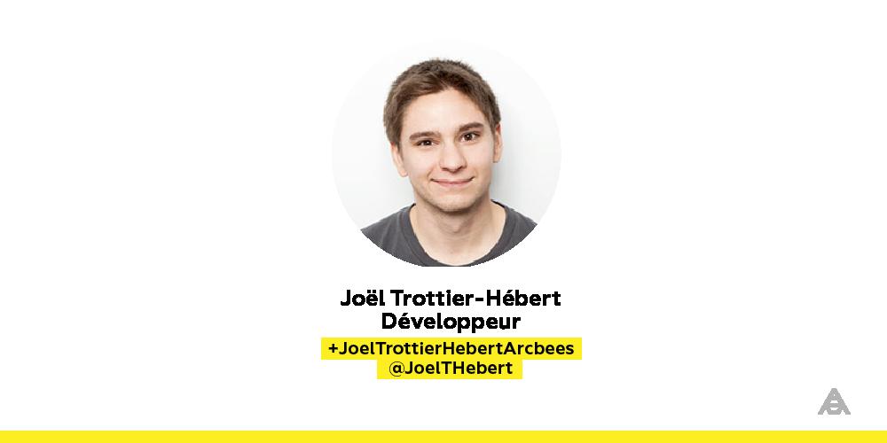 Joel Trottier-Hebert