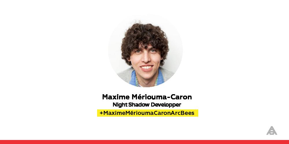 Maxime Mériouma-Caron